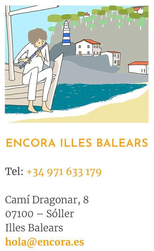 Encora oficina Baleares