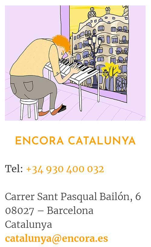 Encora oficina Catalunya