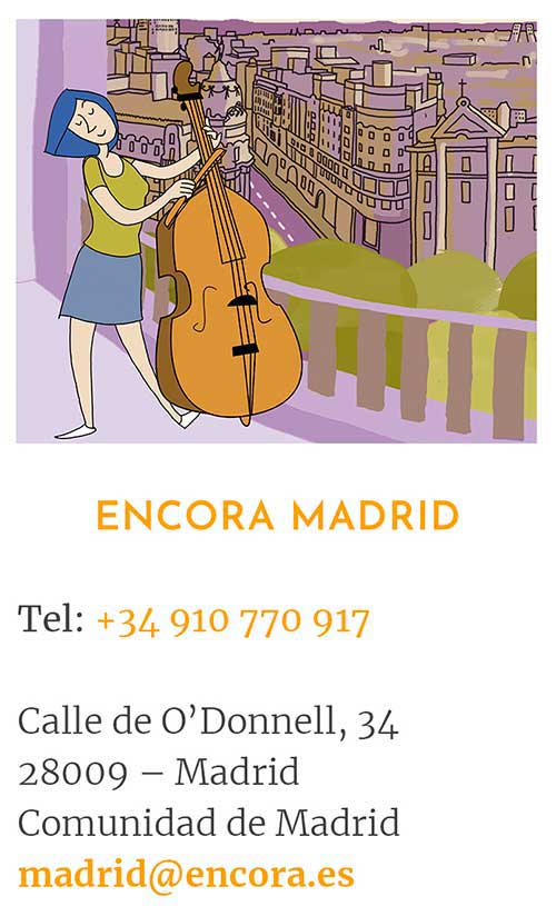 Encora oficina Madrid